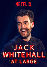 Jack Whitehall: At Large Netflix UK (United Kingdom)